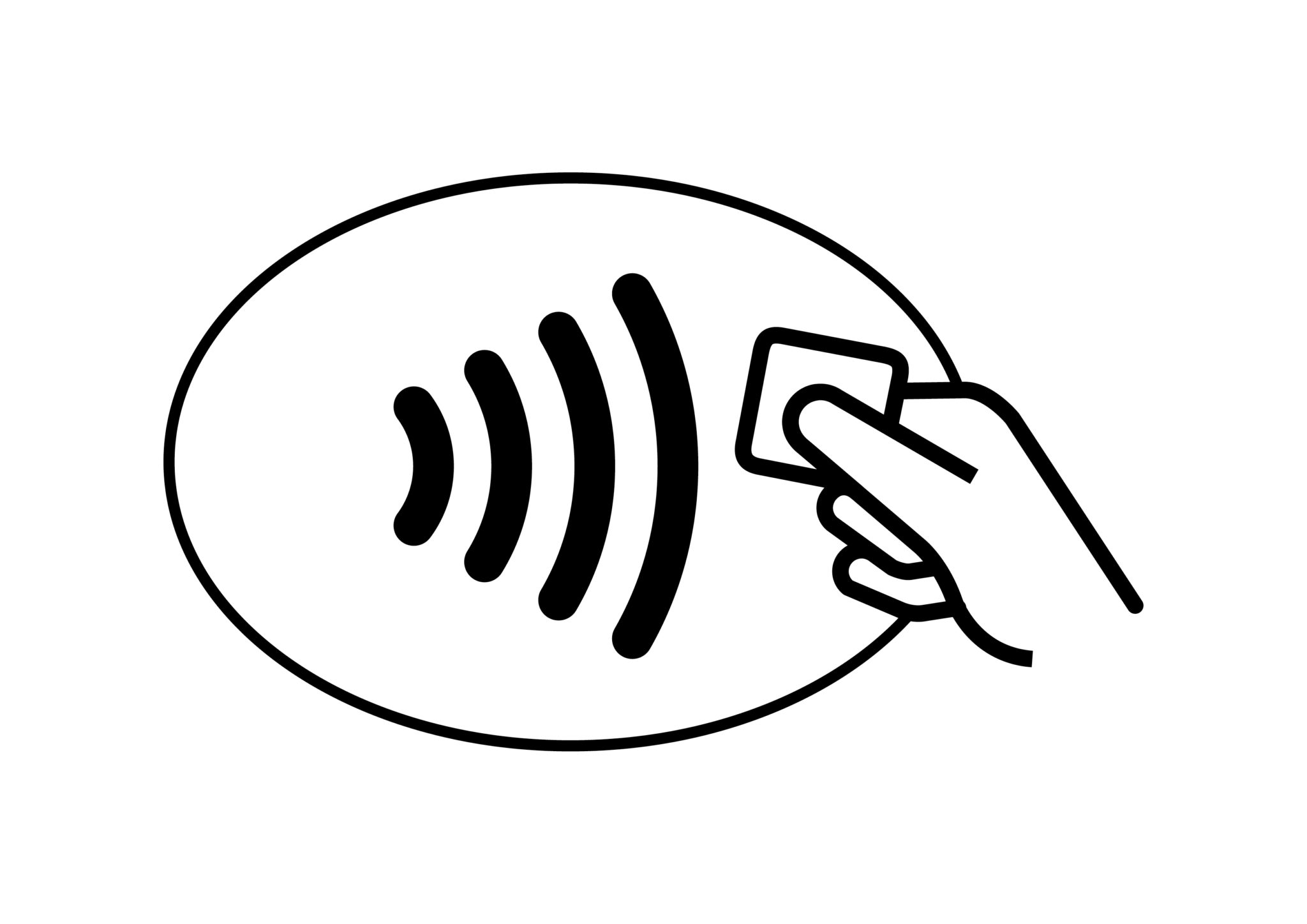 Contactless Cards Logo